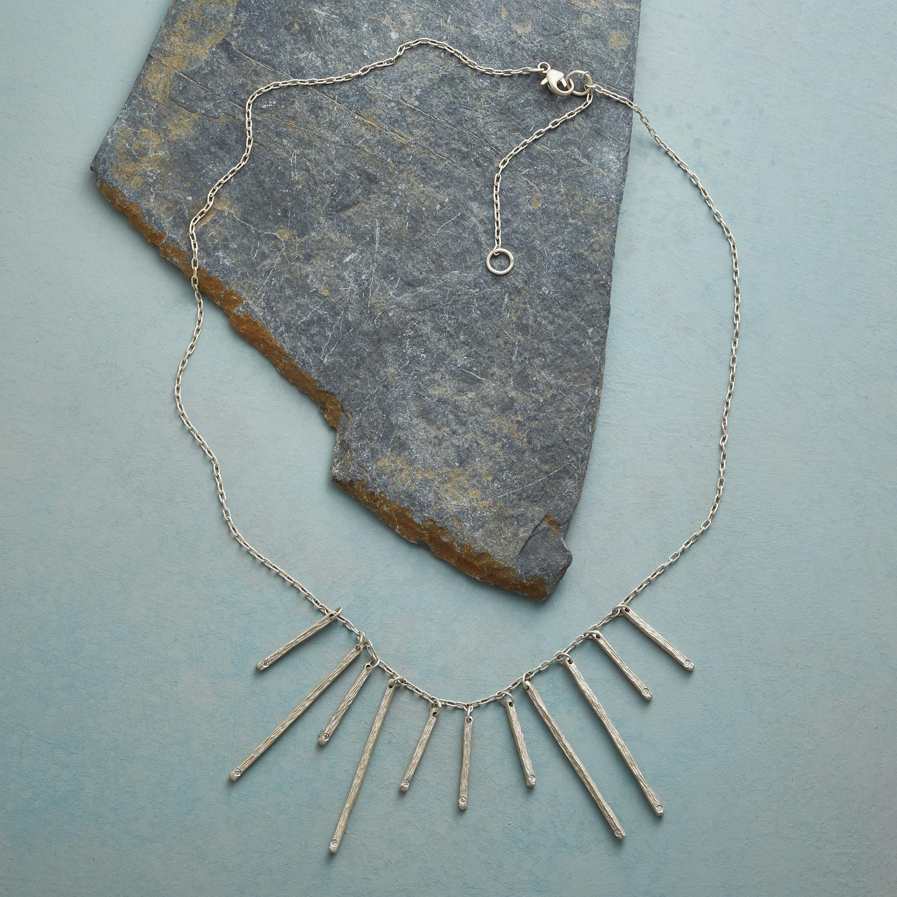STRIKE THE LIGHT NECKLACE: View 2