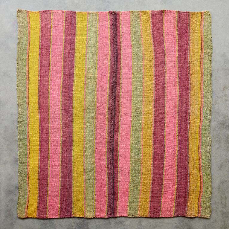 LORETA BOLIVIAN THROW