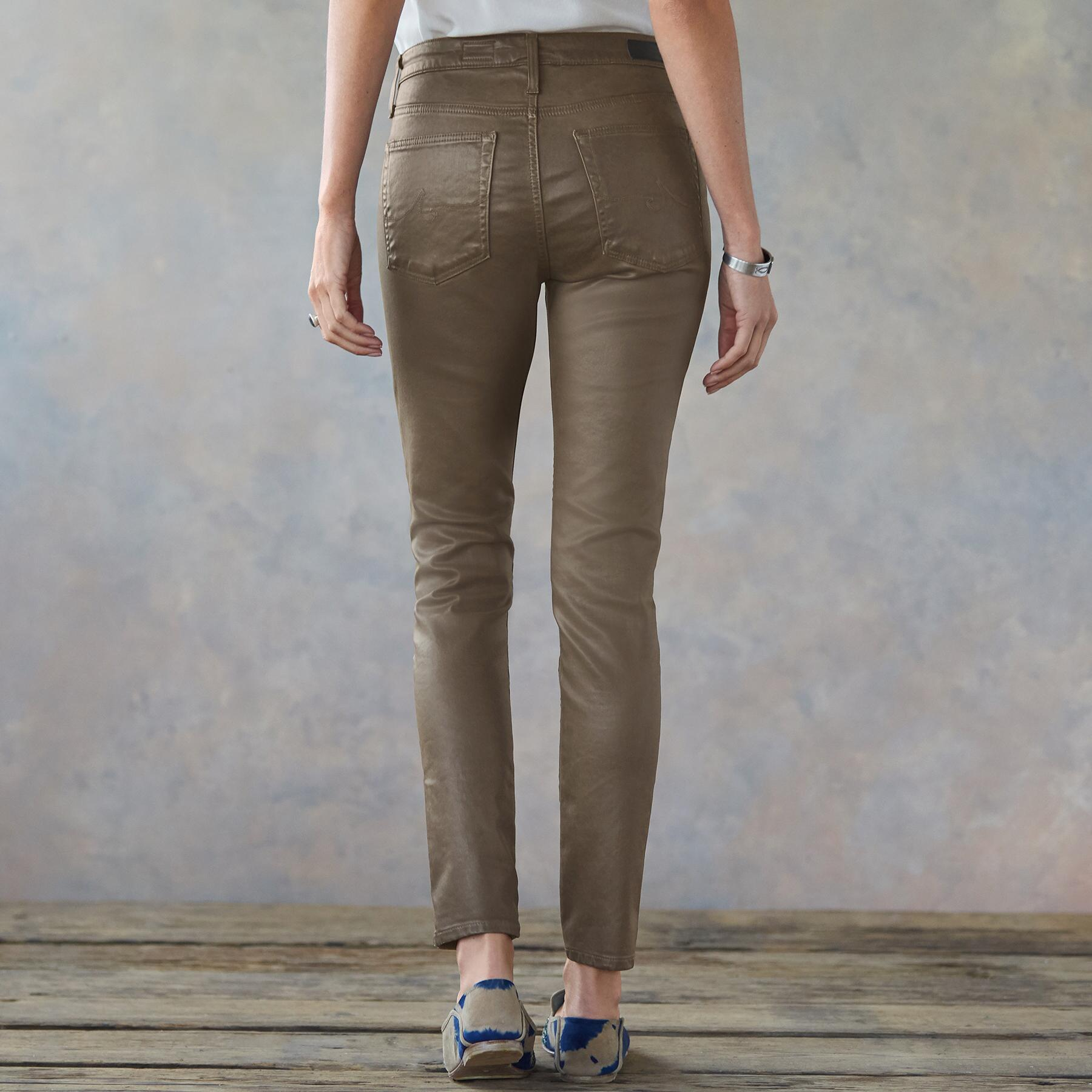FARRAH SKINNY ANKLE JEANS: View 2
