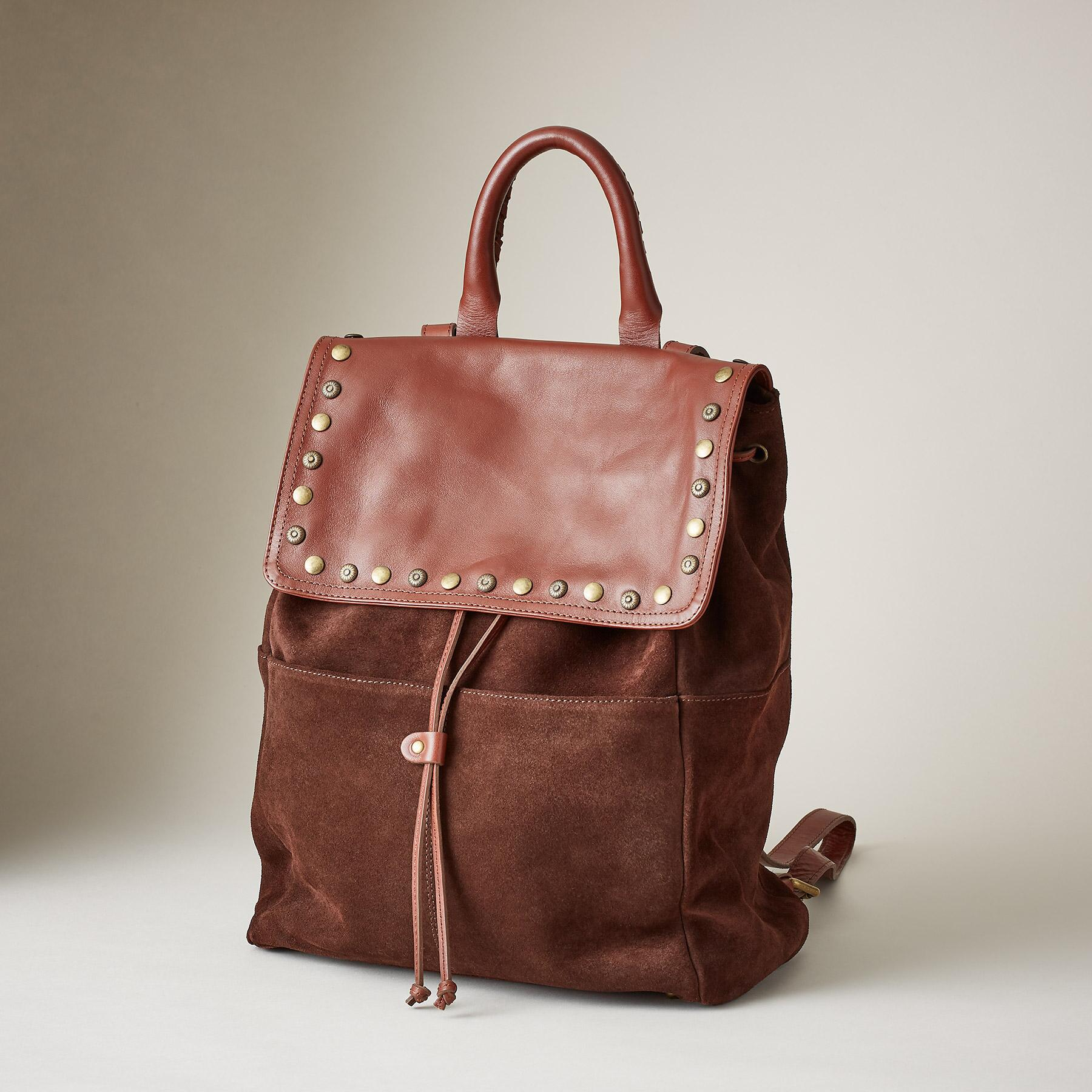 SIMPLICITY EMBELLISHED BACKPACK: View 1