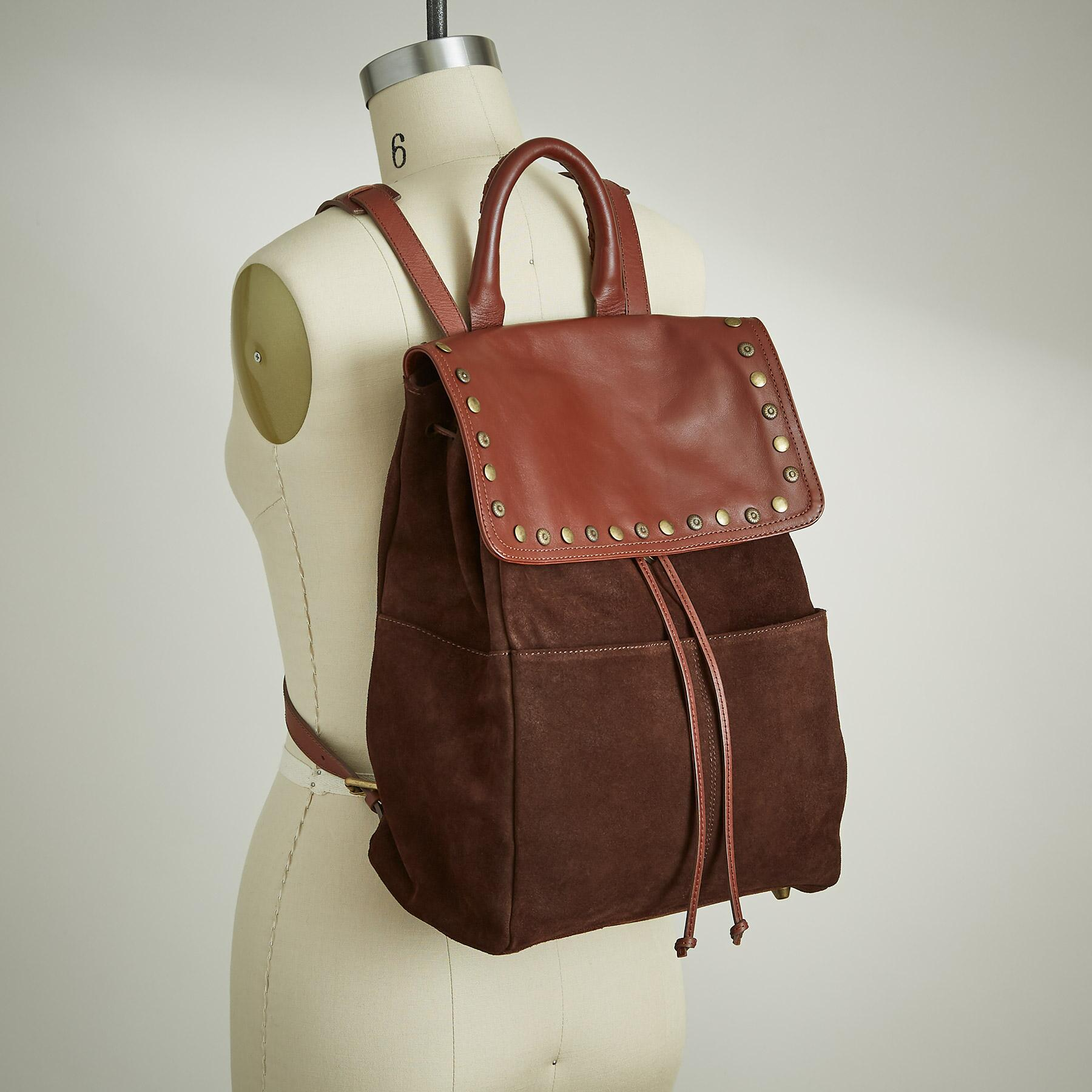 SIMPLICITY EMBELLISHED BACKPACK: View 4