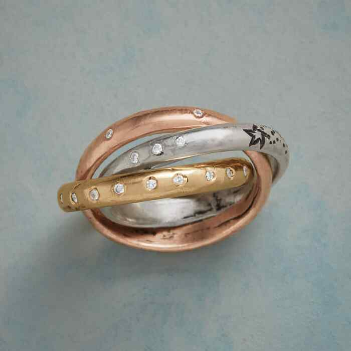 LOVE AND HARMONY RING