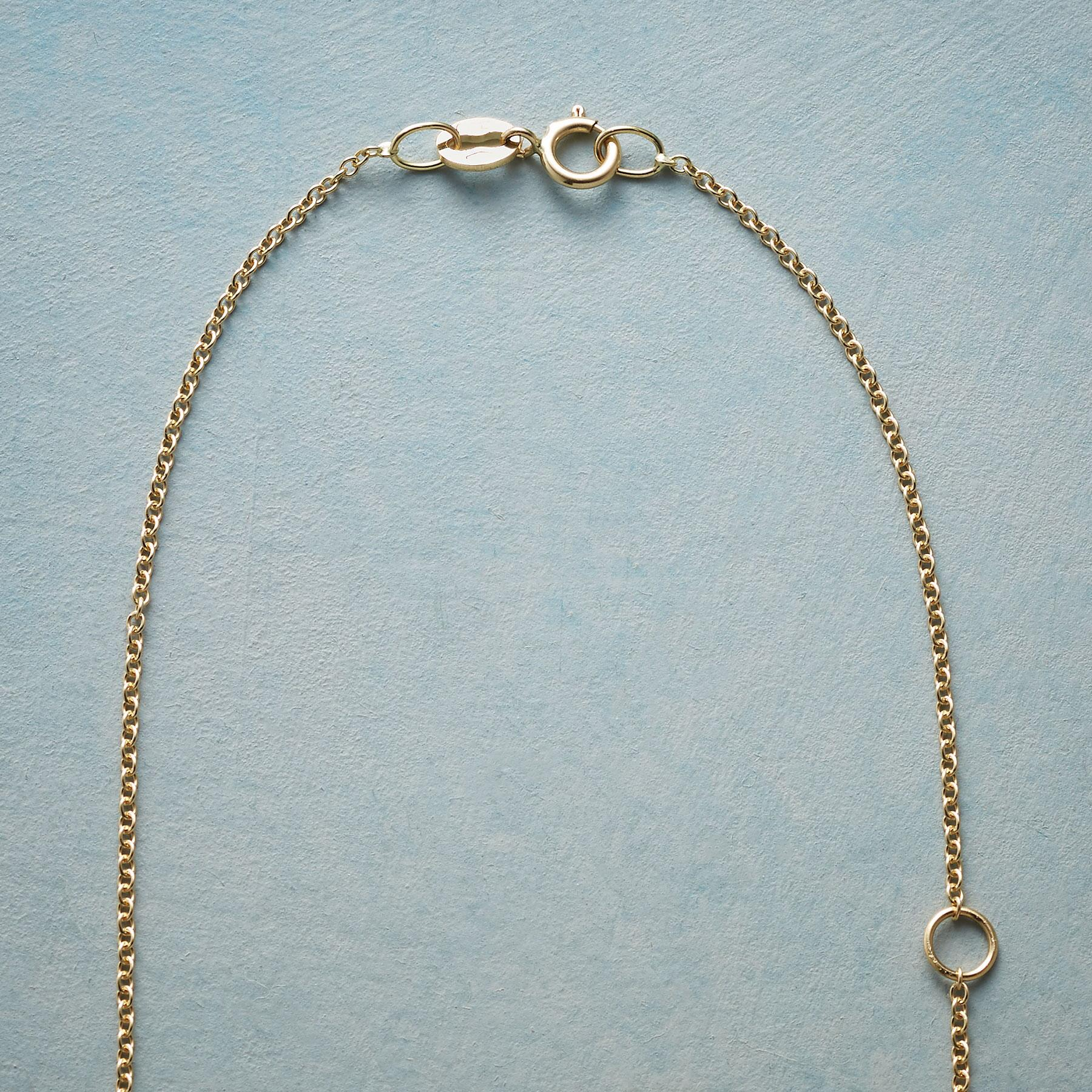CUPPA CHAMPAGNE DIAMOND NECKLACE: View 3