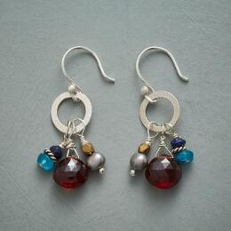MAROONED AT MIDNIGHT EARRINGS
