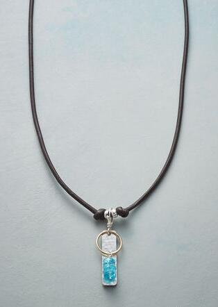 CIPHER NECKLACE