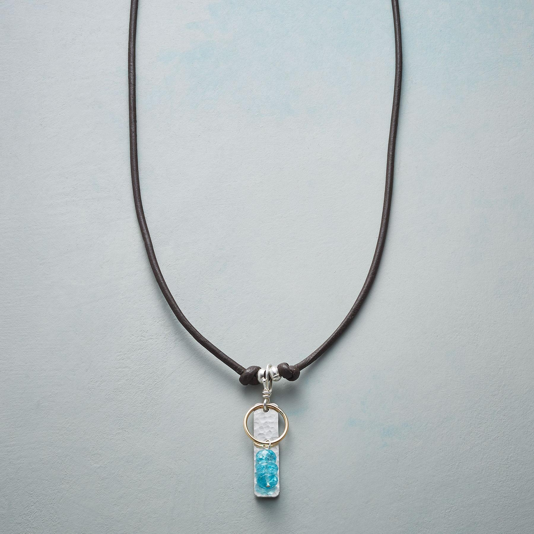 CIPHER NECKLACE: View 1