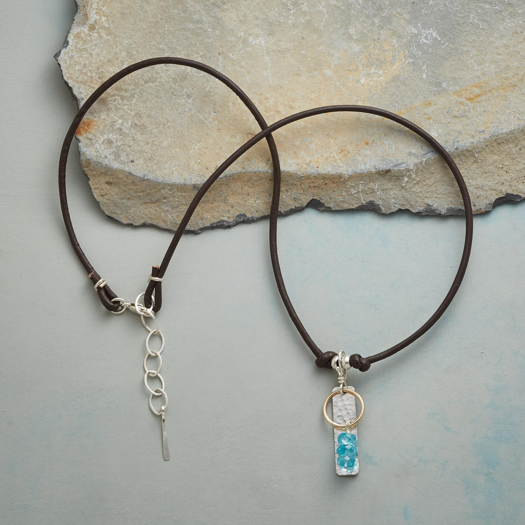 CIPHER NECKLACE: View 2