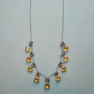 DANCE OF THE BUTTERFLIES NECKLACE