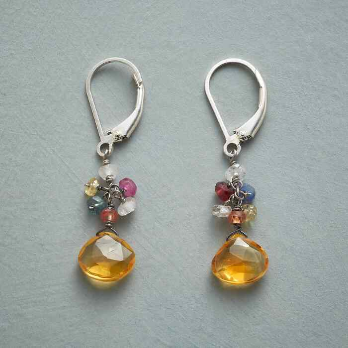 DANCE OF THE BUTTERFLIES EARRINGS
