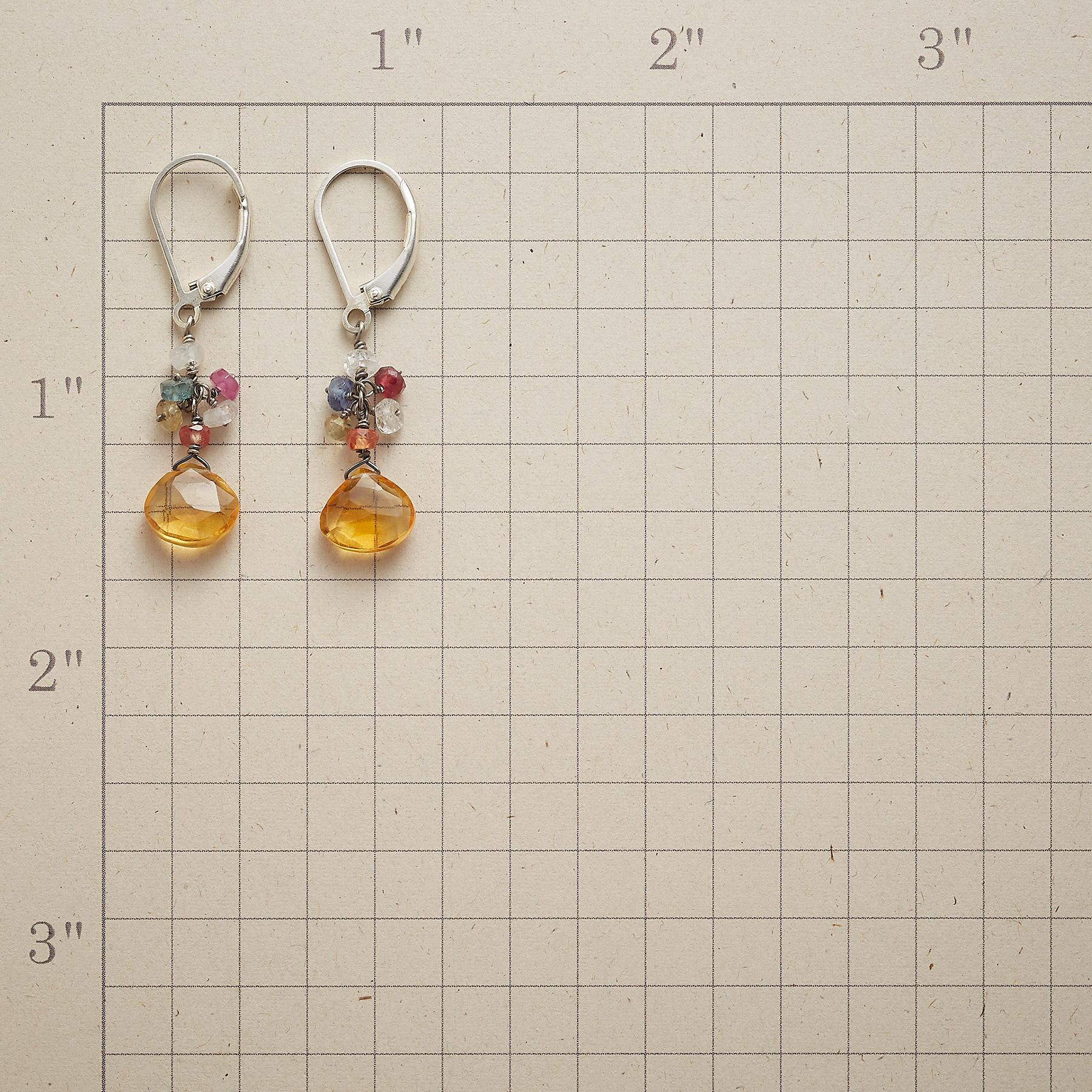 DANCE OF THE BUTTERFLIES EARRINGS: View 2