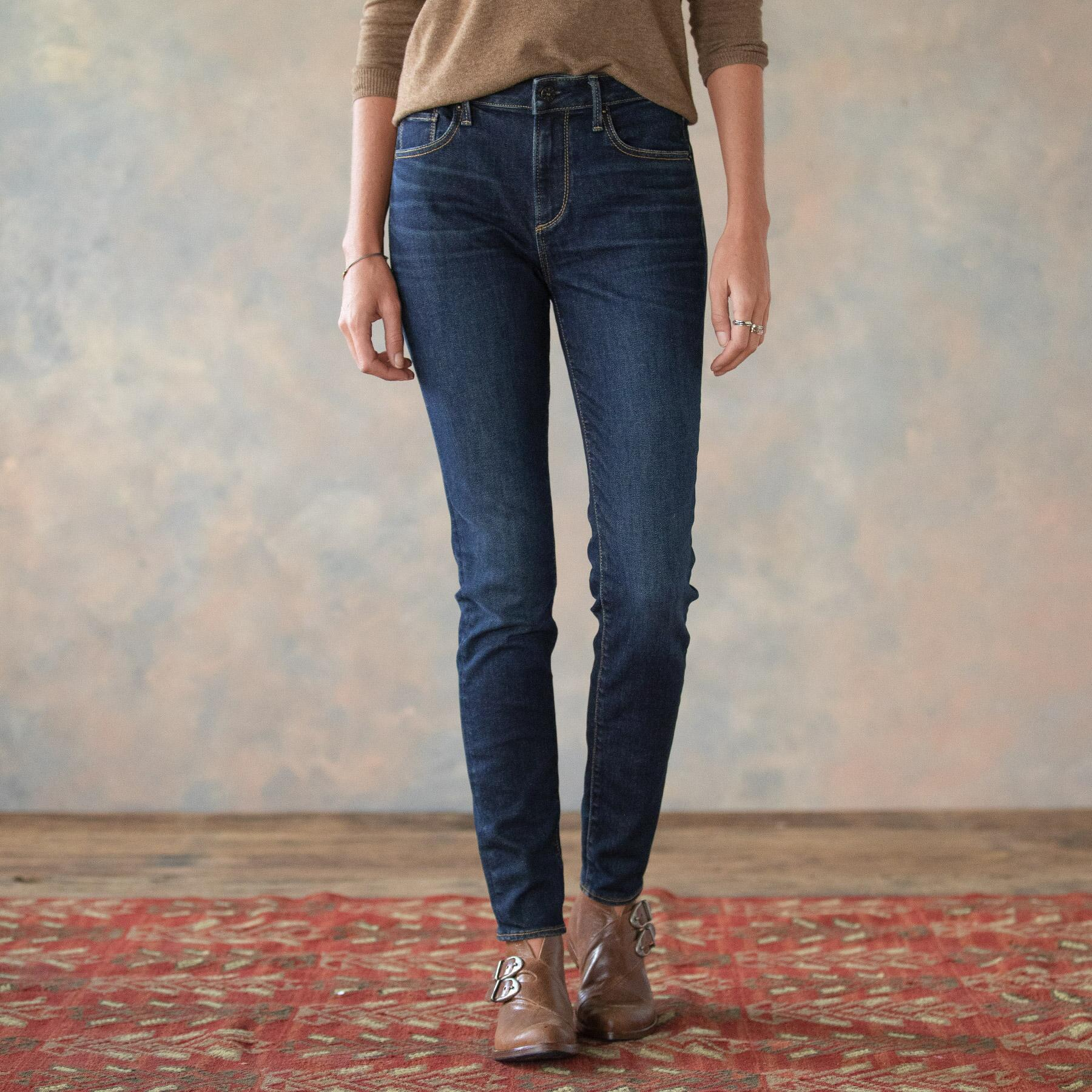 JACKIE BASIC JEANS: View 2