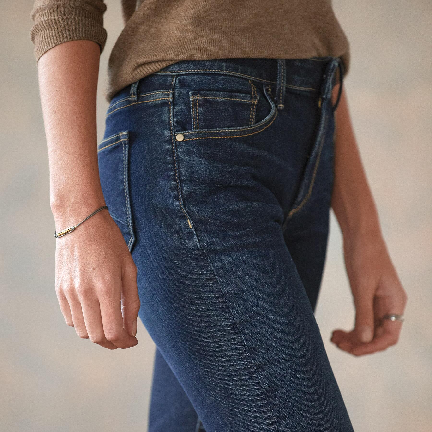 JACKIE BASIC JEANS: View 4