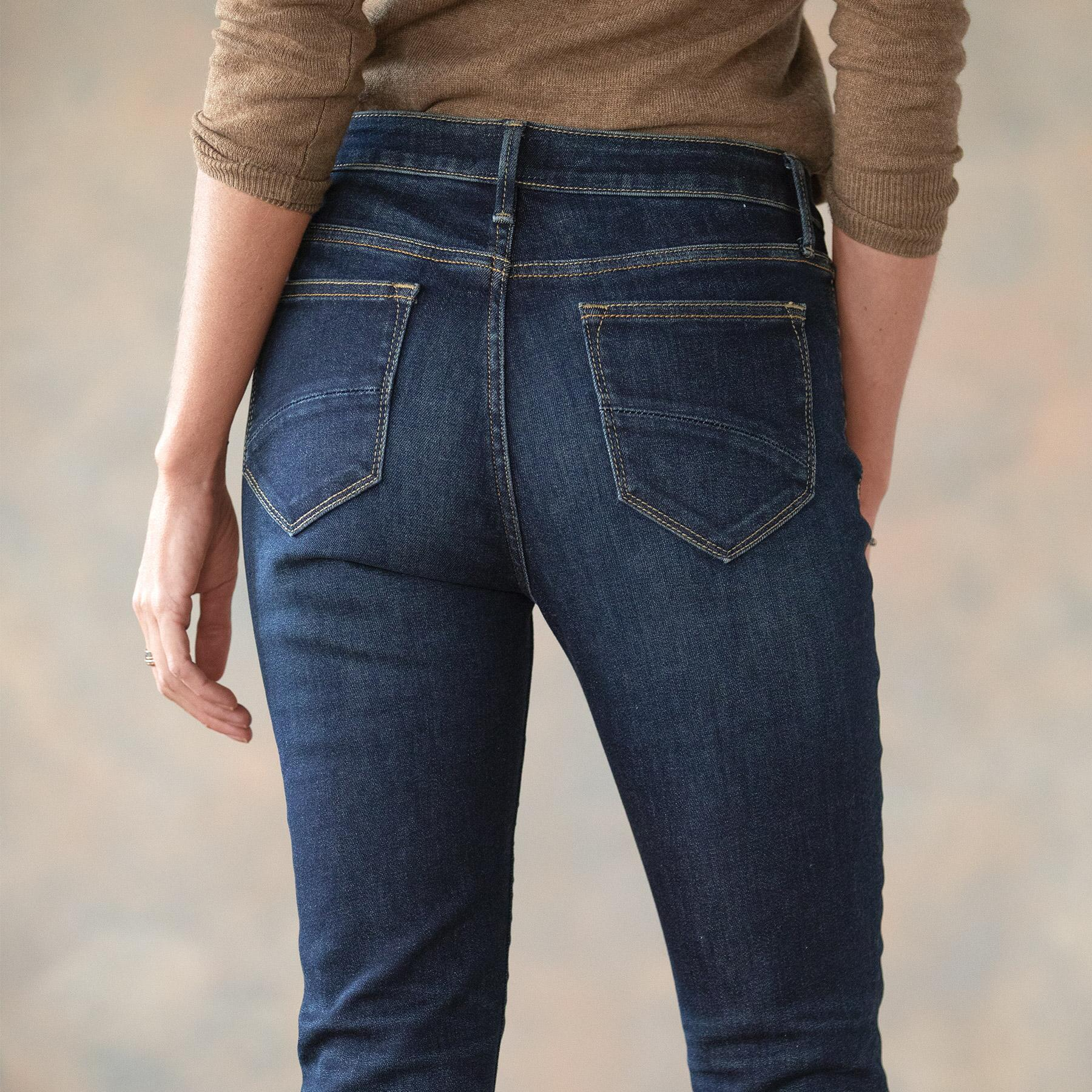 JACKIE BASIC JEANS: View 5