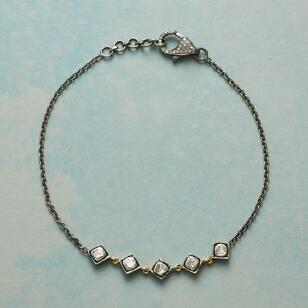 FIVE & COUNTING DIAMOND BRACELET