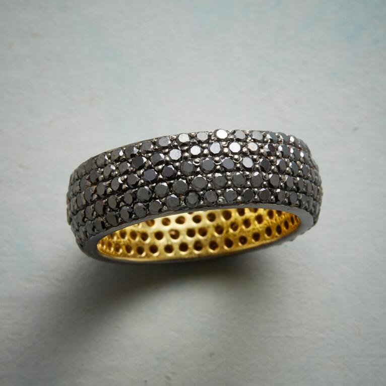 MIDNIGHT LIGHT RING