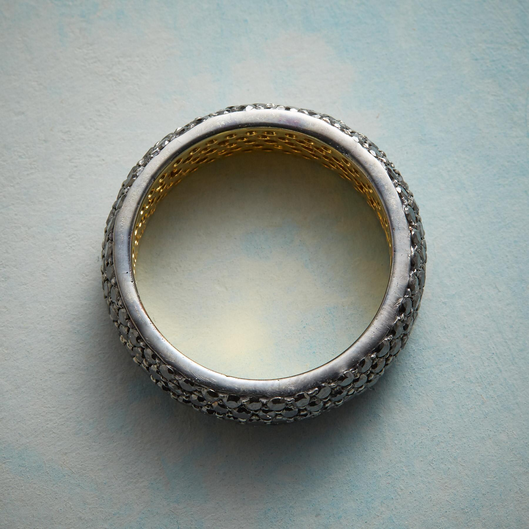 MIDNIGHT LIGHT RING: View 2