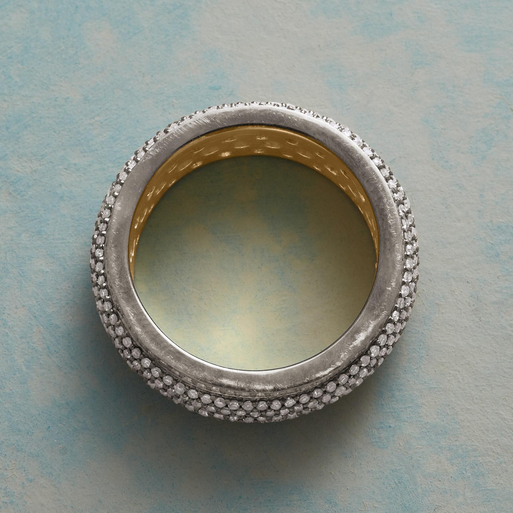 UNIVERSE DIAMOND RING: View 2