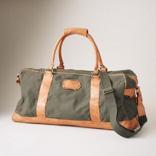 THE TRAVELER'S DUFFEL BAG