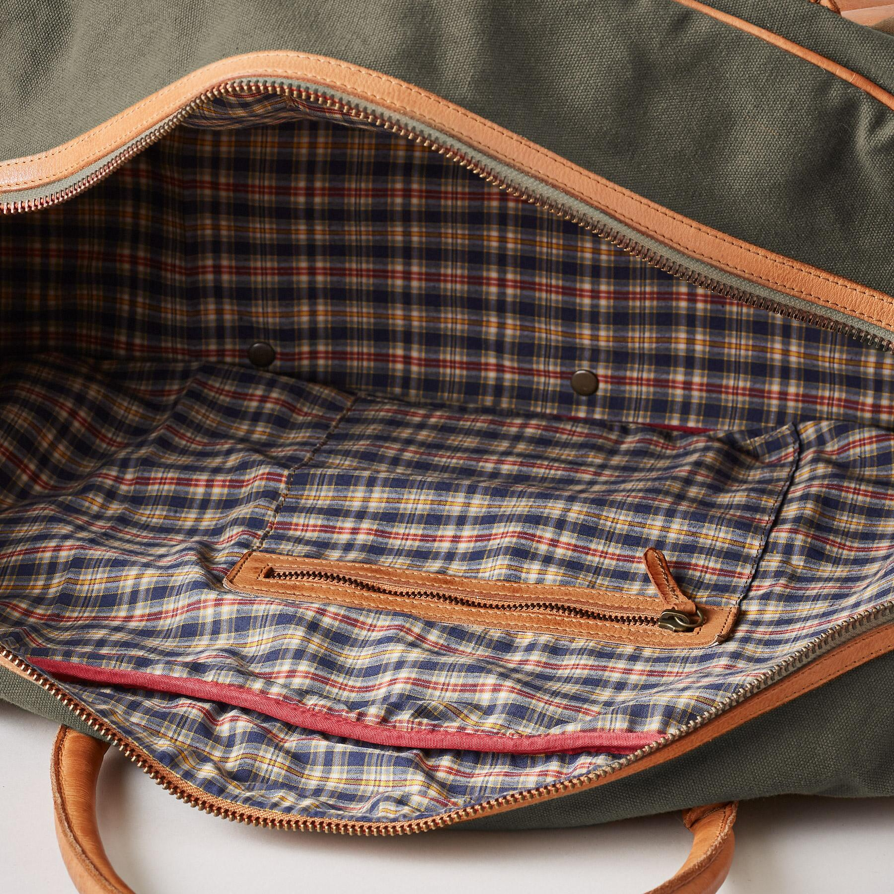 THE TRAVELER'S DUFFEL BAG: View 3