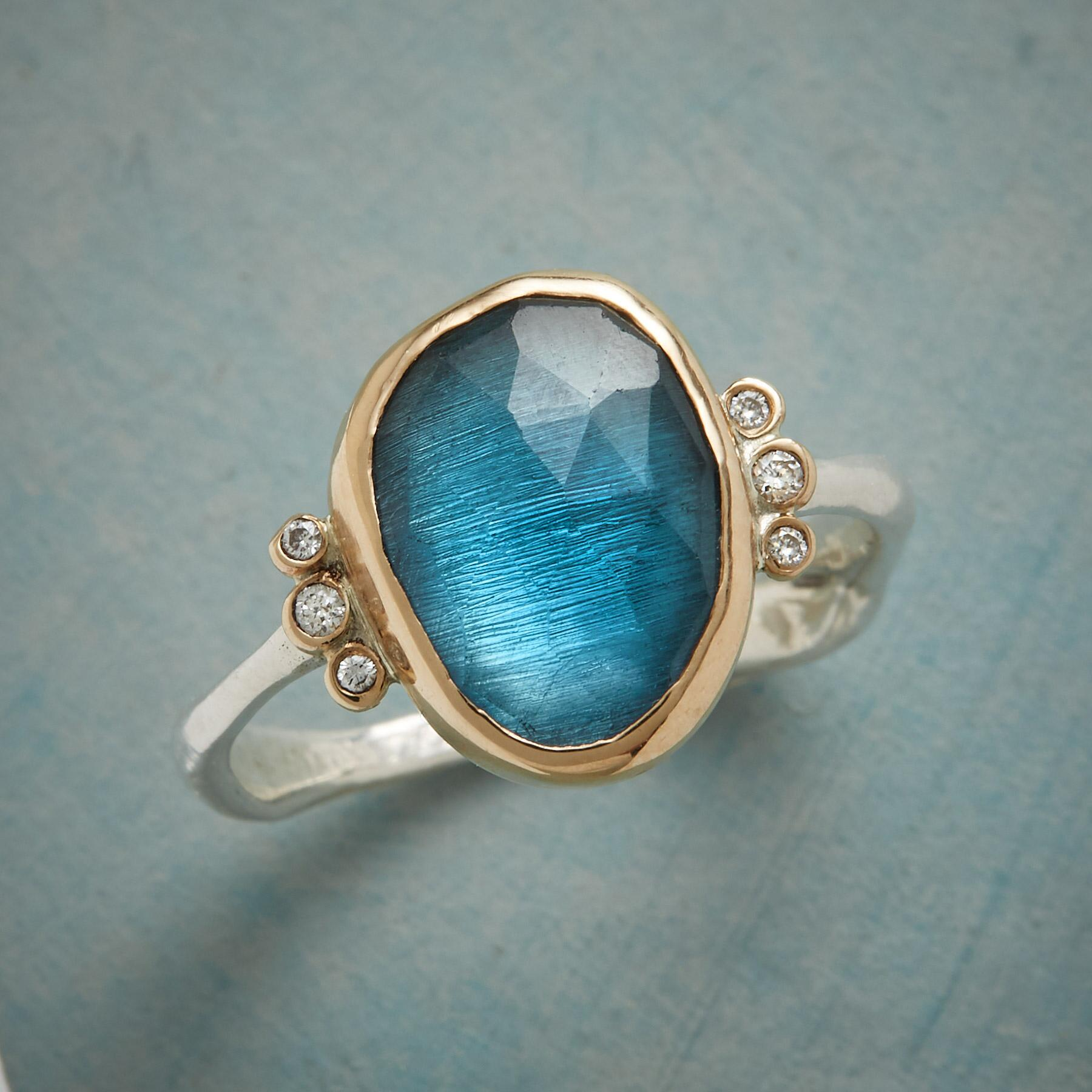 OCEAN SHORE RING: View 1