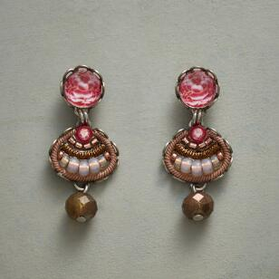ENGLISH ROSES EARRINGS