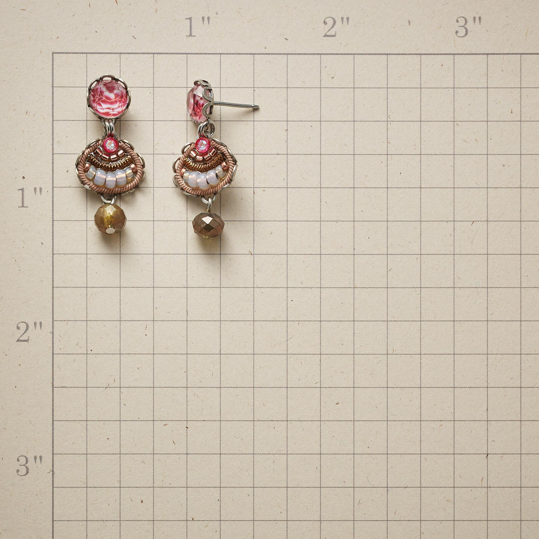 ENGLISH ROSES EARRINGS: View 2