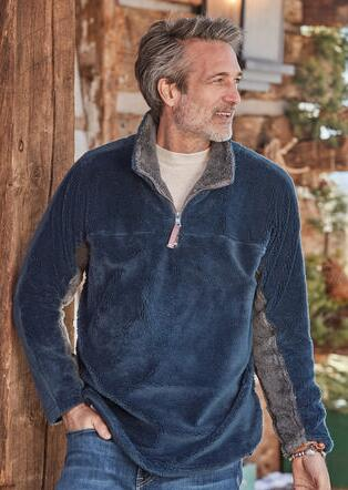 MANNING OUTDOOR PULLOVER