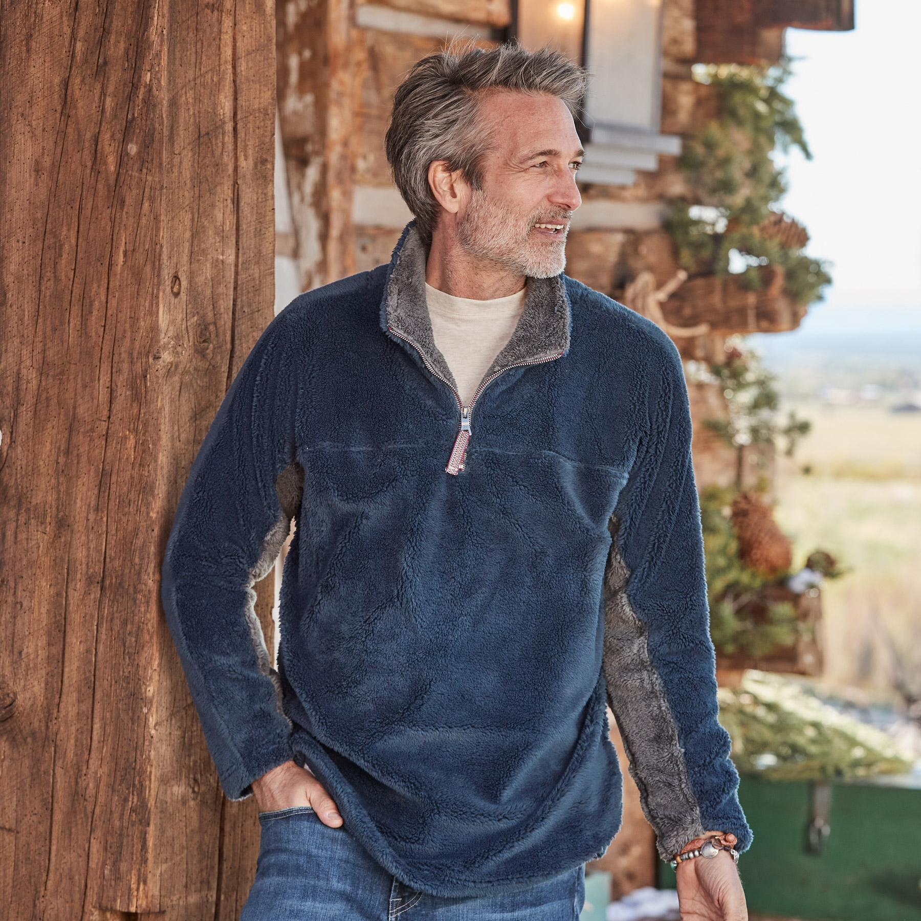 MANNING OUTDOOR PULLOVER: View 1