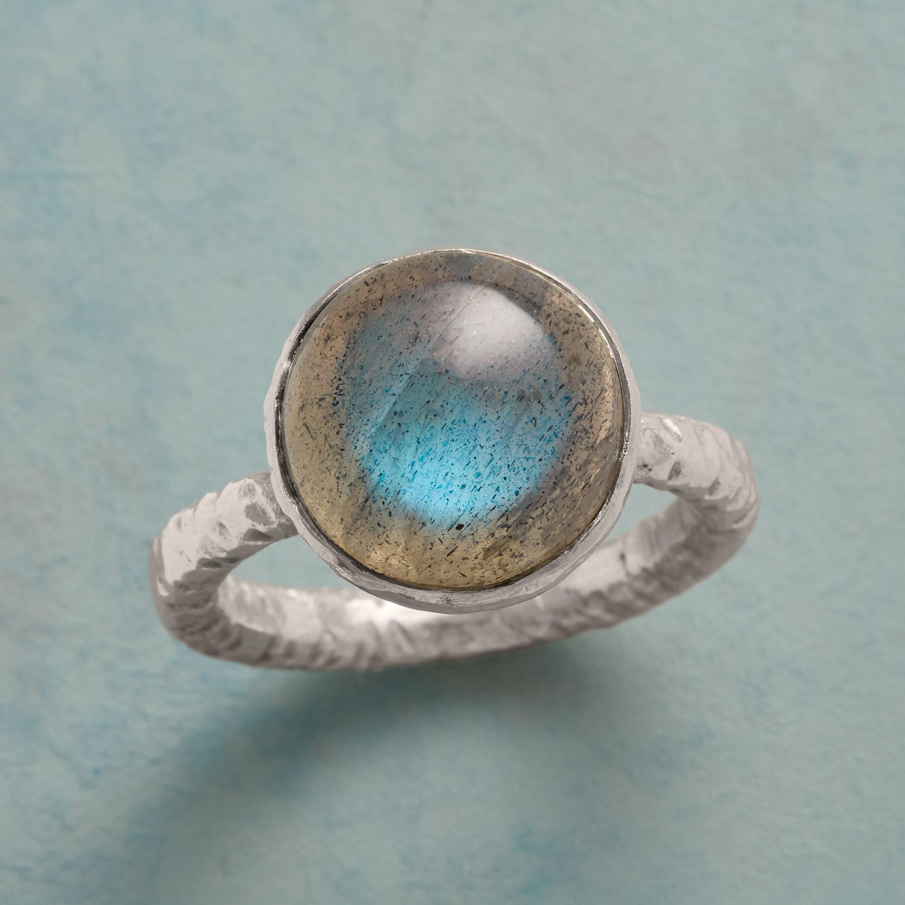 GLIMPSING A DREAM RING: View 1
