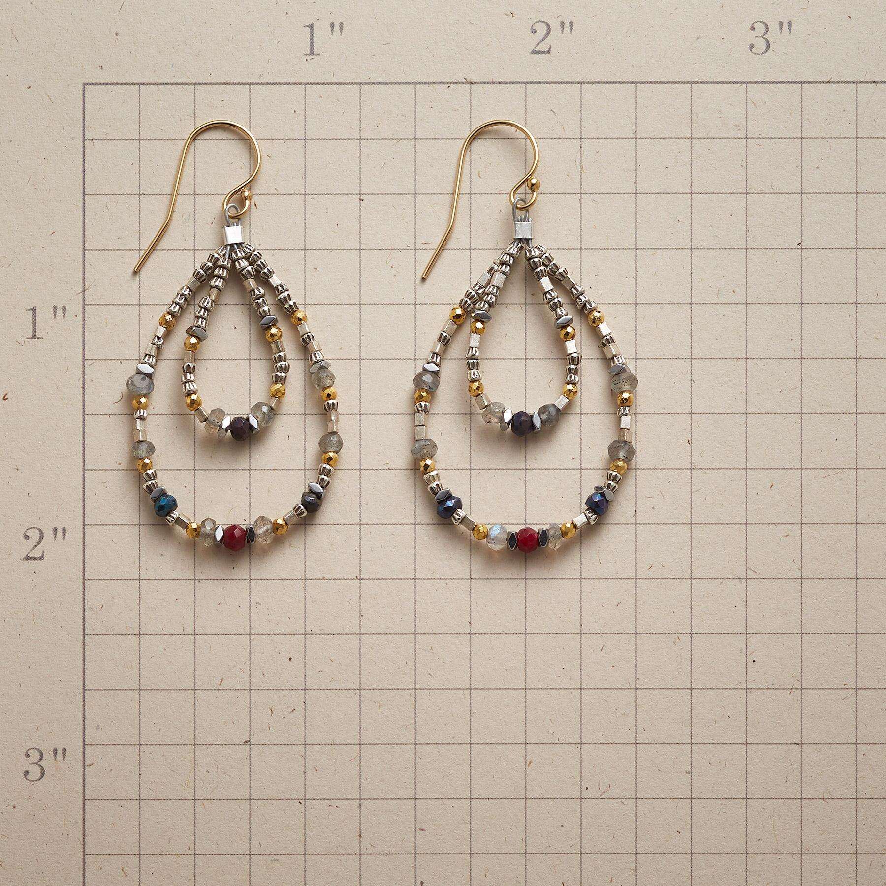 POLAR TWILIGHT EARRINGS: View 2