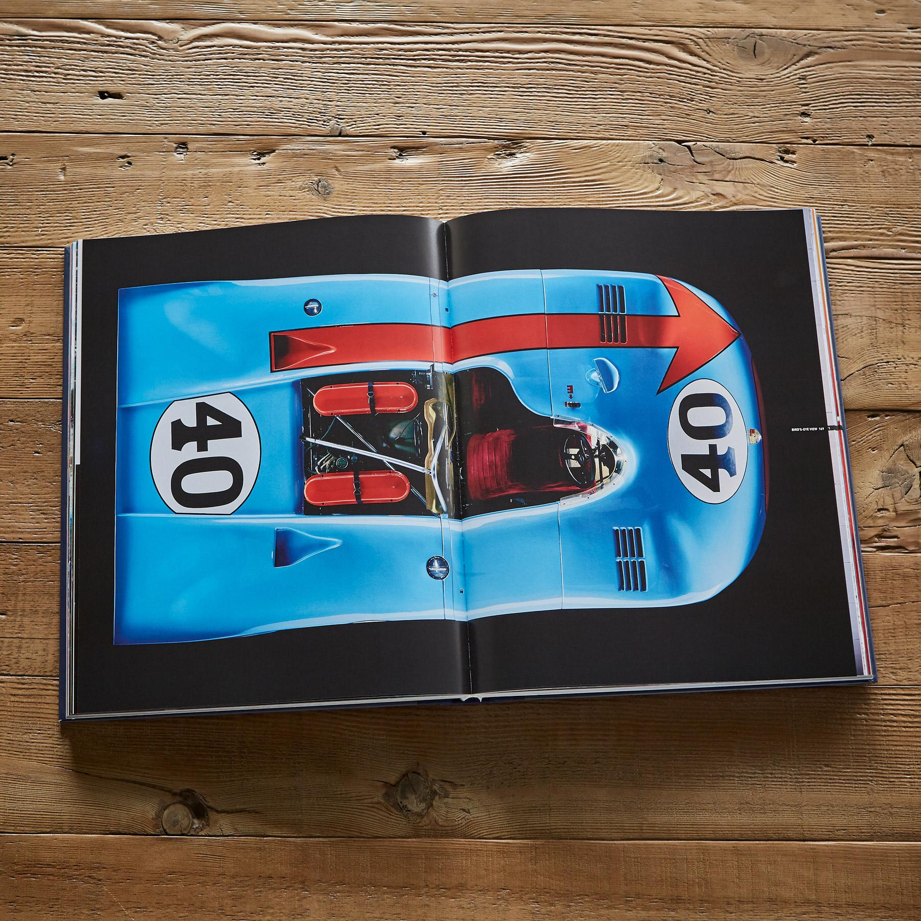 THE PORSCHE BOOK: View 3