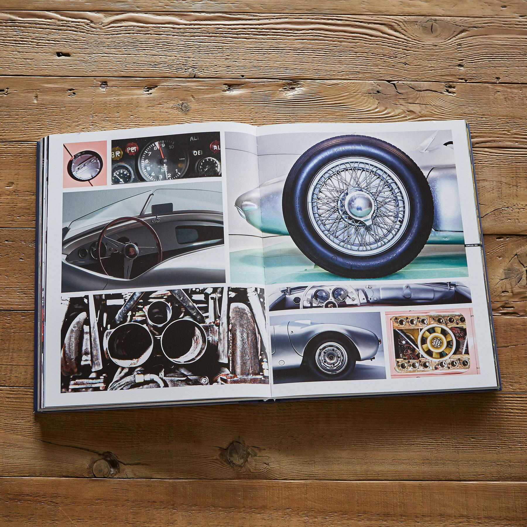 THE PORSCHE BOOK: View 5
