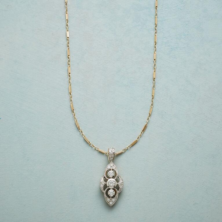 MODERN HEIRLOOM NECKLACE