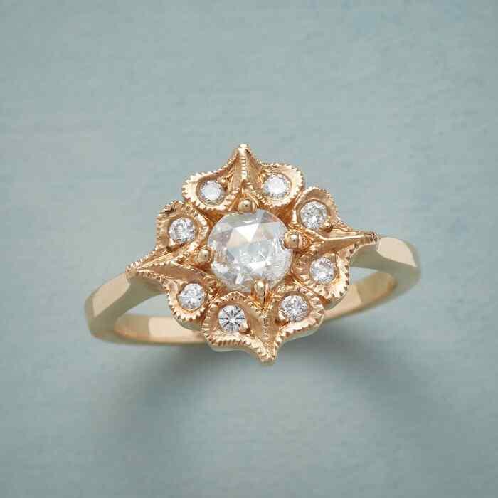 LUCKY IN LOVE DIAMOND RING