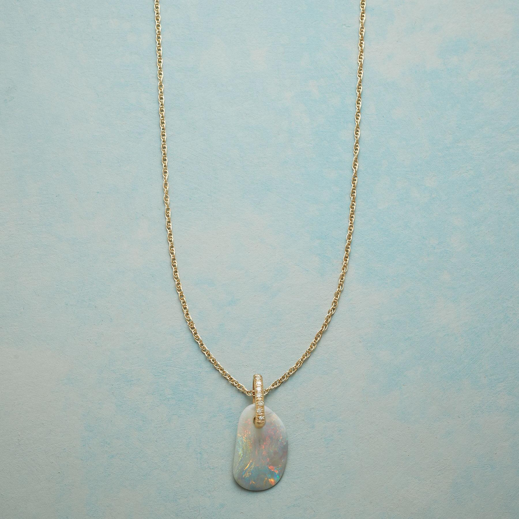 OPALESCENCE NECKLACE: View 1