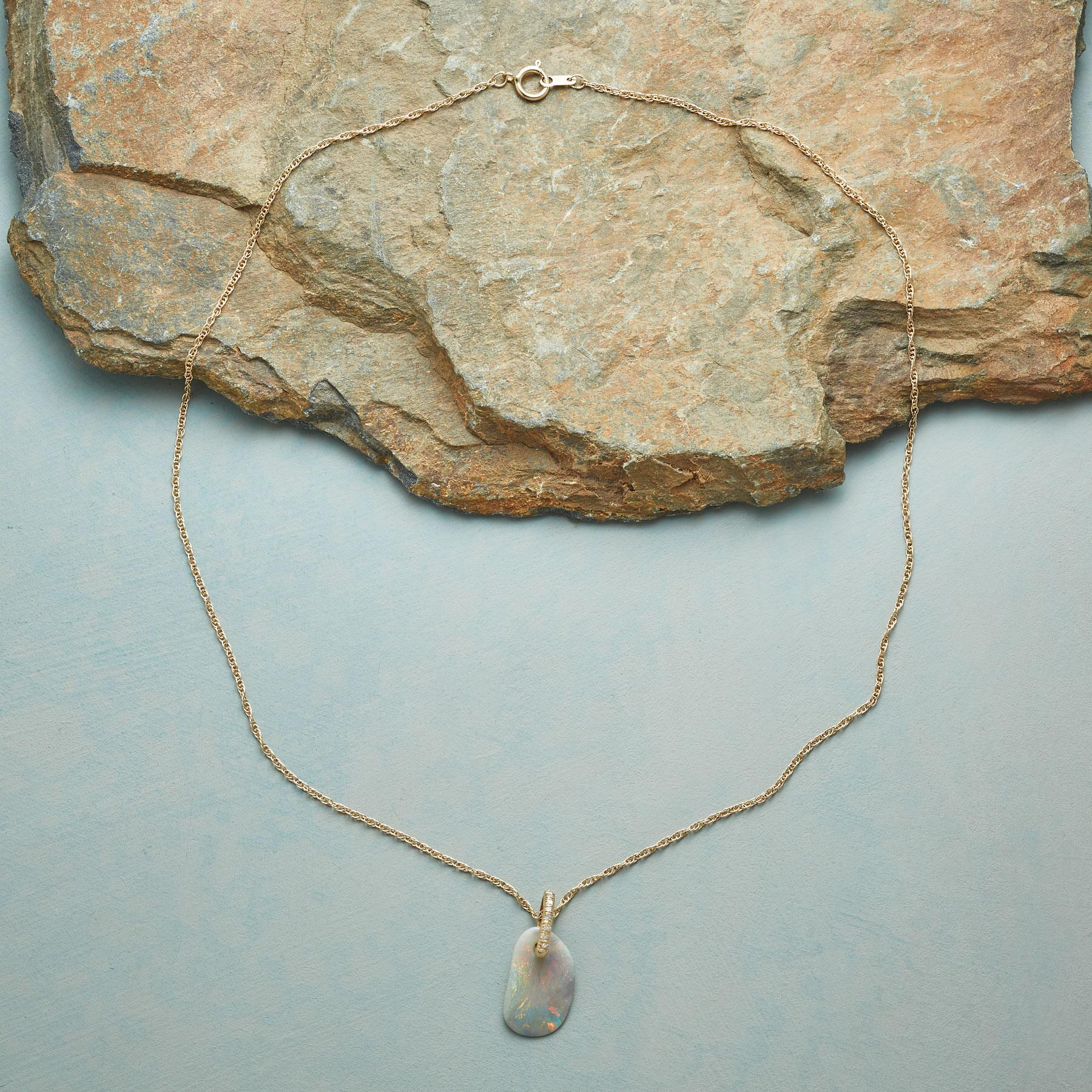 OPALESCENCE NECKLACE: View 2