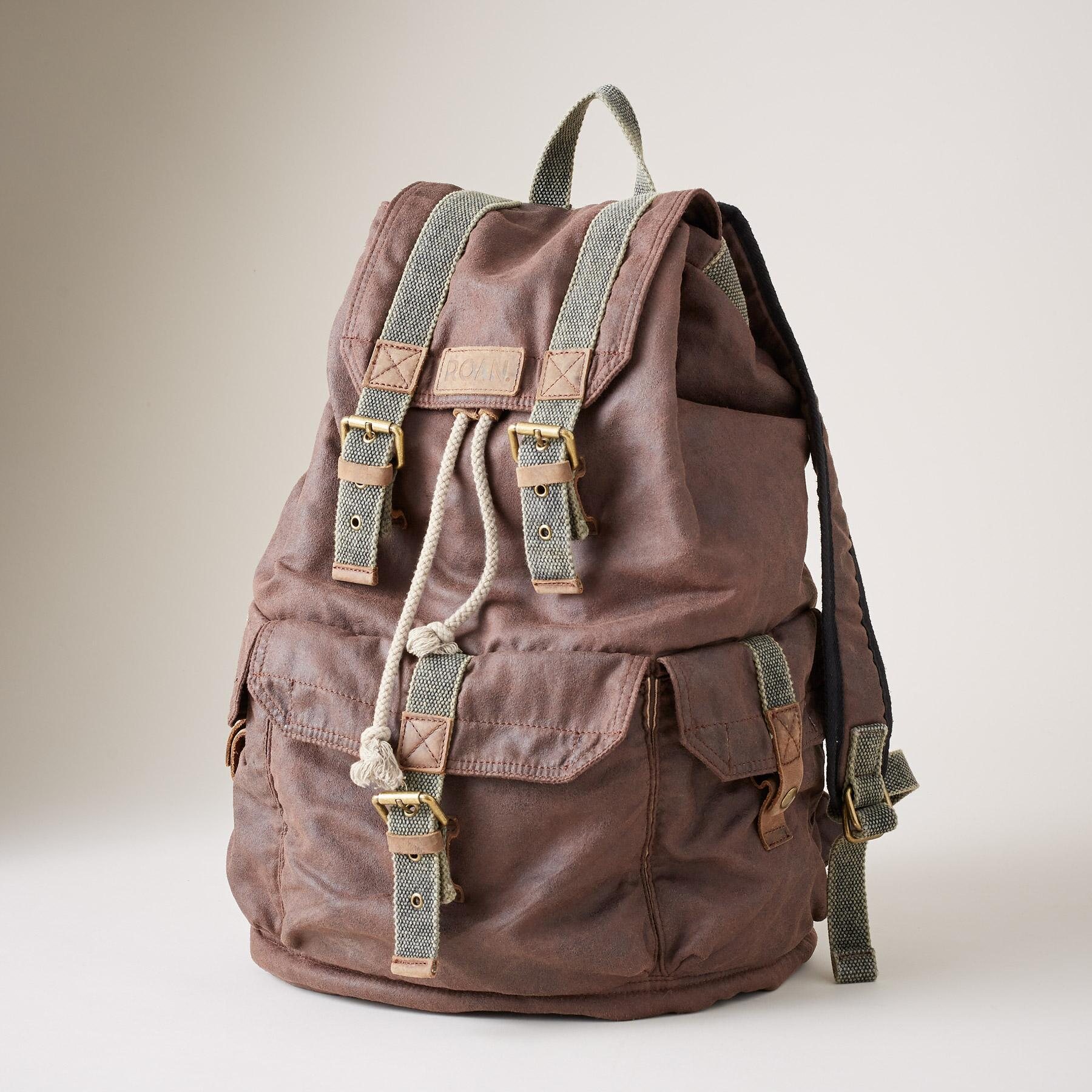 ONWARD QUEST BACKPACK: View 1