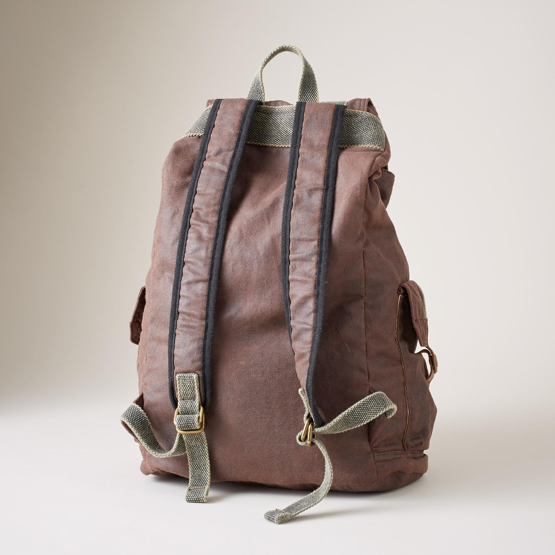 ONWARD QUEST BACKPACK: View 2