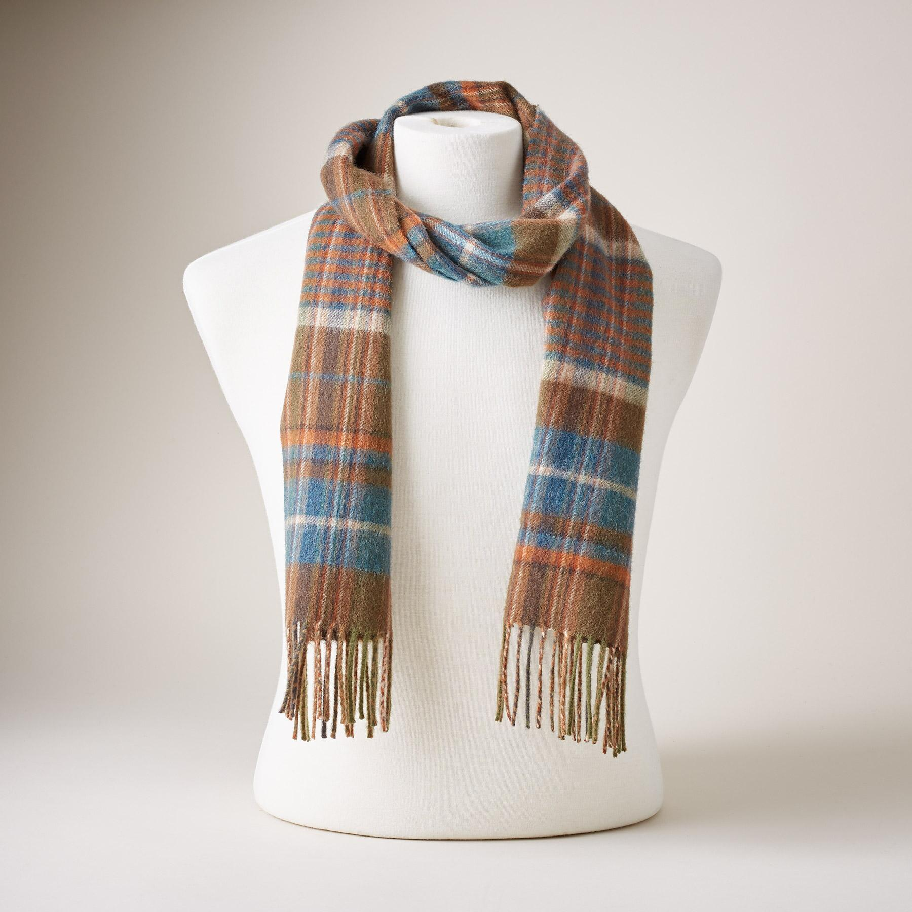 GAVIN COUNTRYSIDE SCARF: View 1