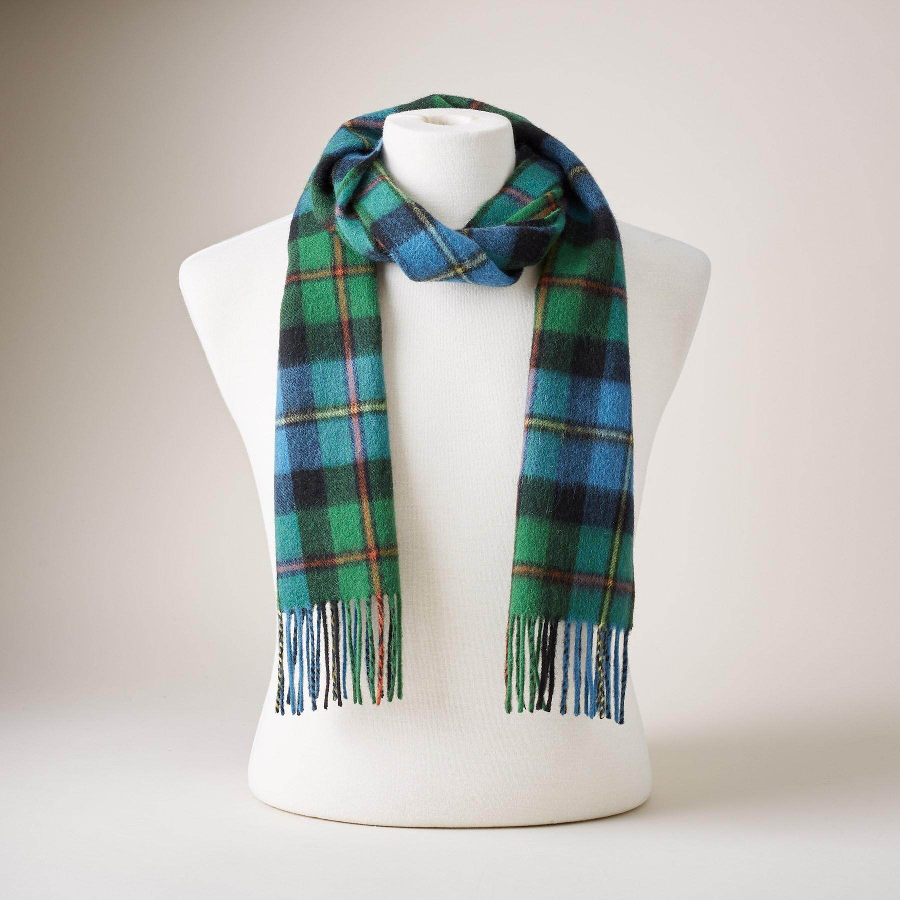 GRAHAM OUTDOORSMAN SCARF: View 1