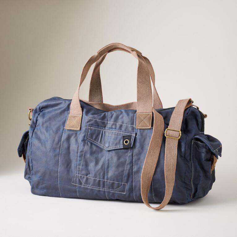 TRAVEL LIFE DUFFLE BAG