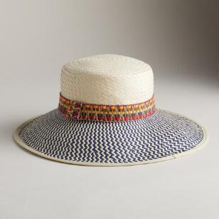 GOMEZ BEACH HAT