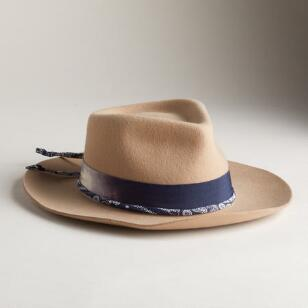 LARKSPUR HAT