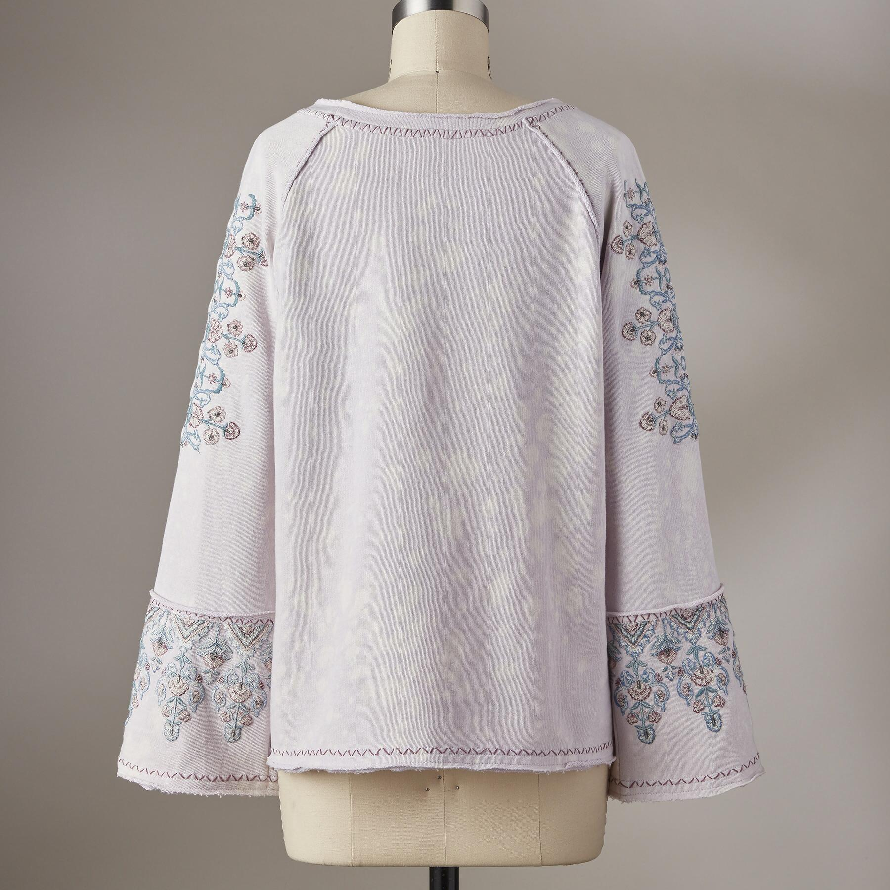 ZINNIA SWEATSHIRT: View 2