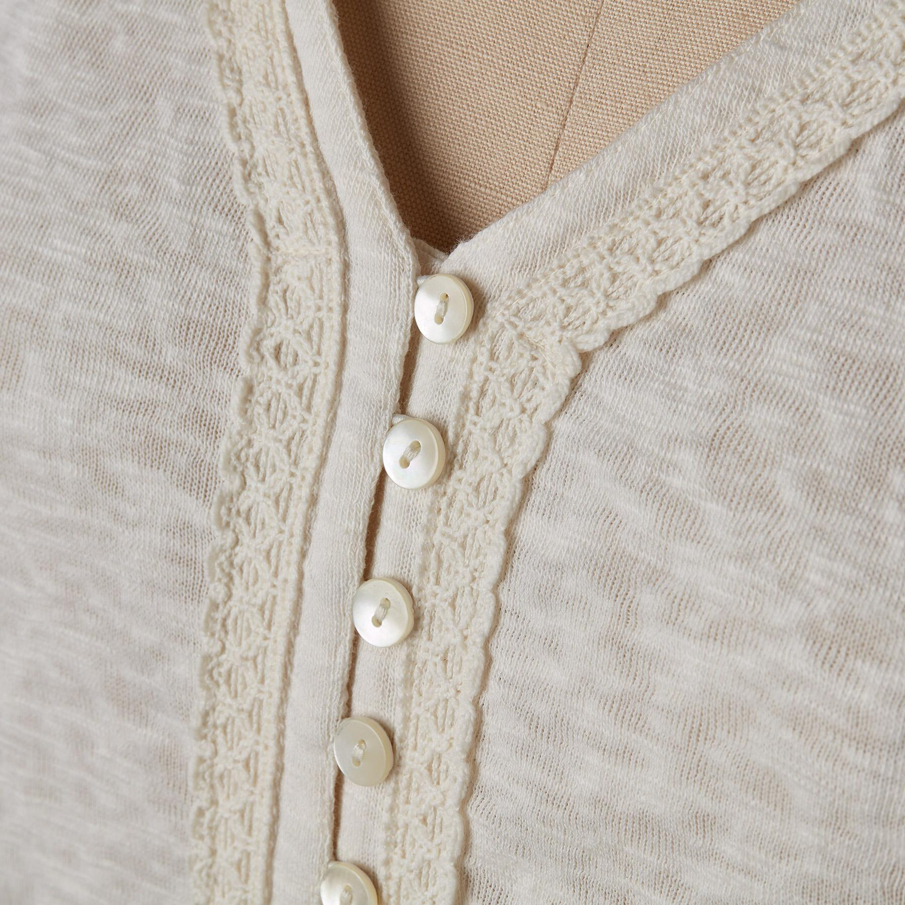 GRACEFUL LACE TOP: View 3
