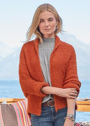 LAUREL BREEZE CARDIGAN