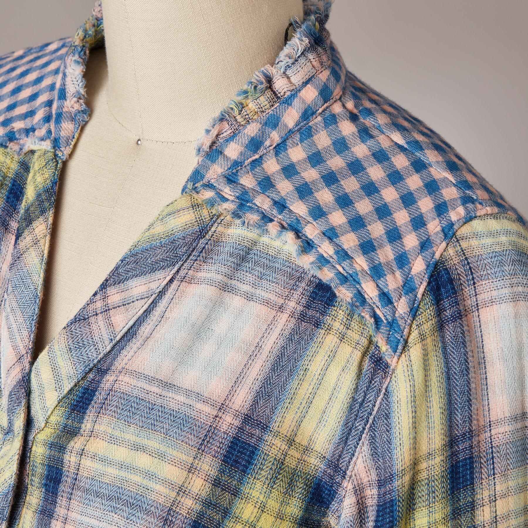 MACEY PLAID SHIRT: View 4