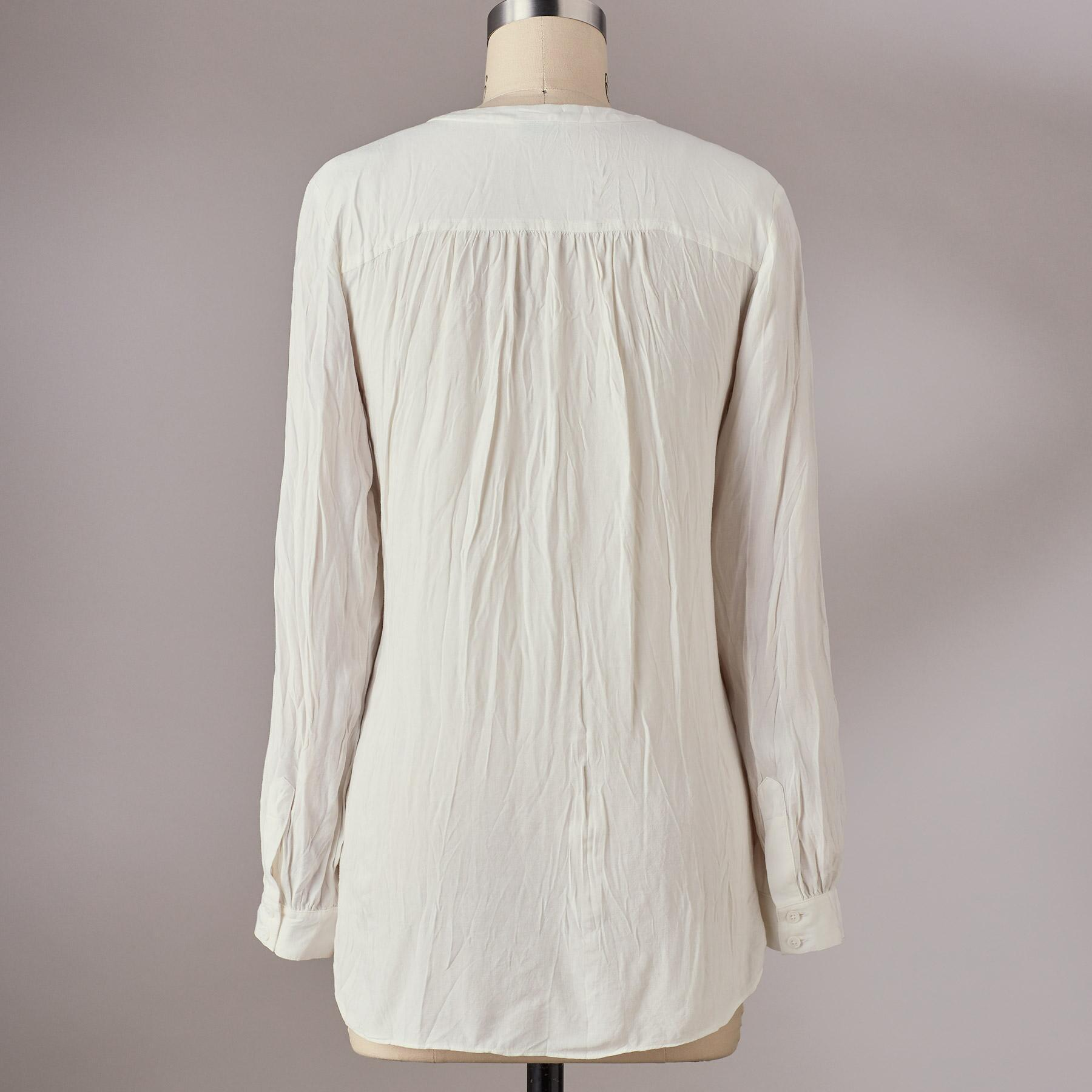 VINEYARD RUFFLE TOP: View 3