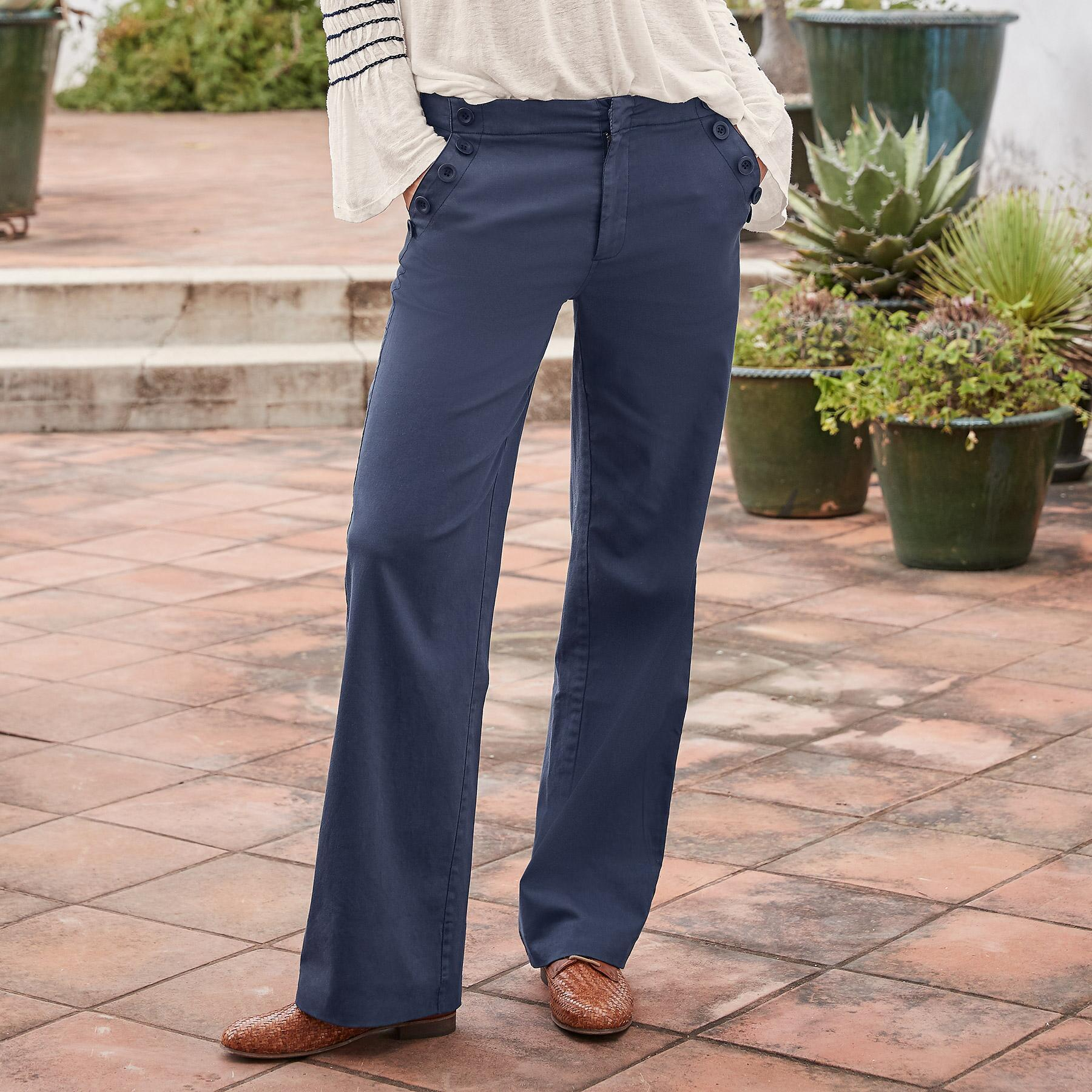 COASTAL COVE PANT: View 1