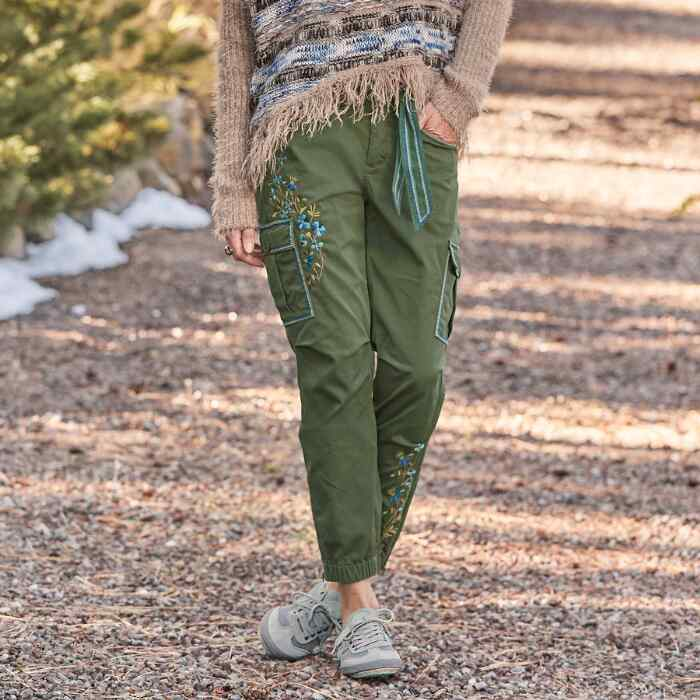 WILLOW CARGO PANT